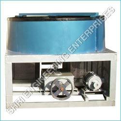 Semi-Automatic Pan Mixer