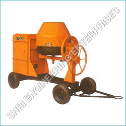 Hopper Concrete Mixer Machines