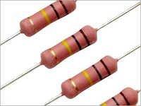 Metal Film Fusible Resistors