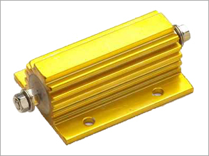 Aluminium Housed Wire Wound Resistors