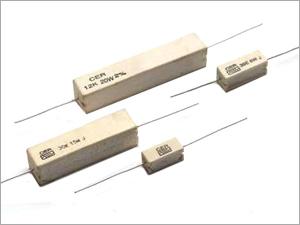 Ceramic Encased Axial Resistors