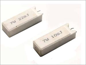 Ceramic Encased Vertical Resistors