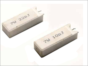 Ceramic Encased Vertical Resistors