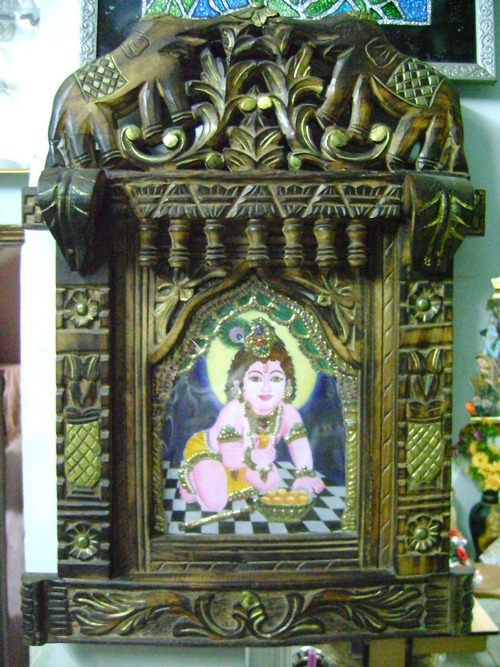 Jharokha Painting