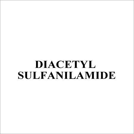 Diacetyl Sulfanilamide