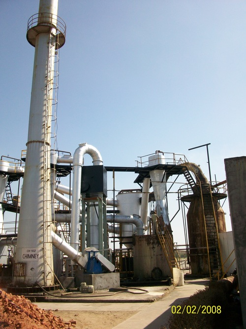 Double Stage Liquid Waste Incinerator System