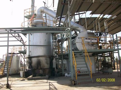 Solid Waste Incinerator System