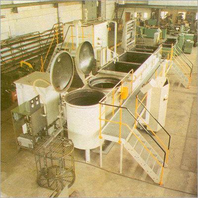 Metal Impregnation Equipment