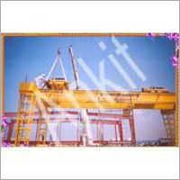 Gantry Cranes with Crab