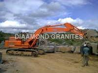 Block Handling at Mines