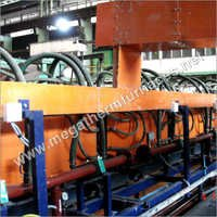 Industrial Heat Treatment Furnace