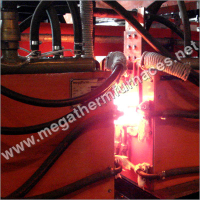 Medium Frequency Induction Holding Furnace