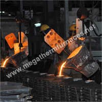 Cast Iron Melting Furnace