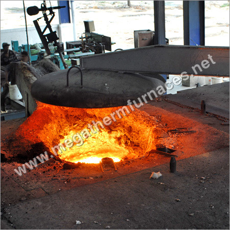 Metal Induction Melting Furnace
