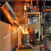 Ferrous Induction Melting Furnace
