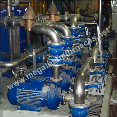 Industrial Melting Furnace