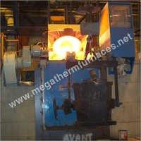 Brass Induction Melting Furnace