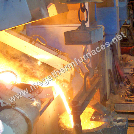 Induction Furnaces for Billet Units