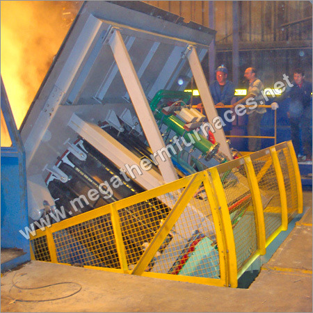 Induction Furnaces For Casting Units