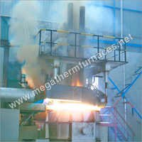 Heat Resist Ladle Refining Furnace