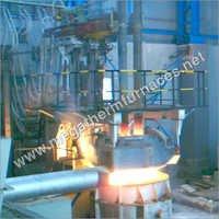 Foundry Ladle Refining Furnace