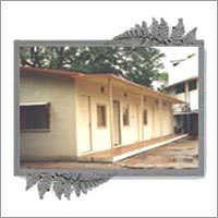 Fabricated Portable Cabins