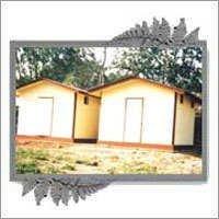 Portable Cabin Structure