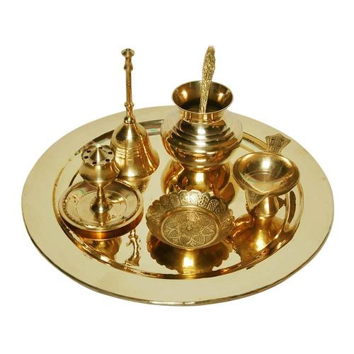 Brass Pooja Items
