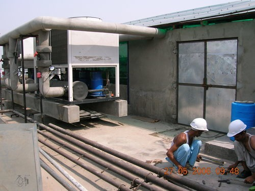 Forced Air Cooling Systems