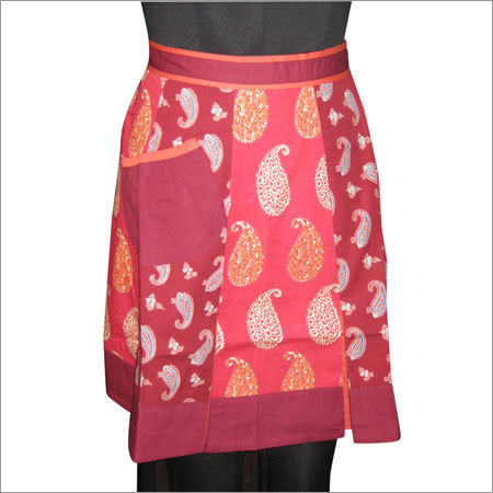 Patchwork Kitchen Apron