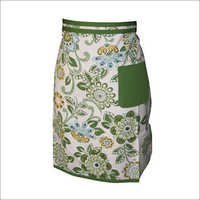 Kitchen Skirt Apron