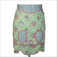 Embroidered Cooking Apron