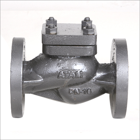 C.I. Horizontal Lift Check Valve