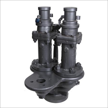 Cast Carbon Steel High Lift Safety Valves