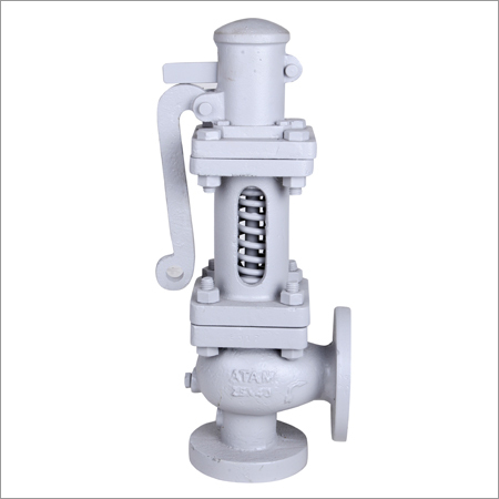 Cast Steel Full Lift Safety Valve