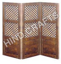 Wooden Zali Screen