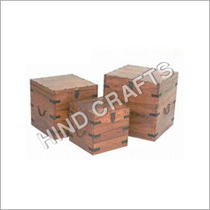 Handcrafted Wooden Boxes