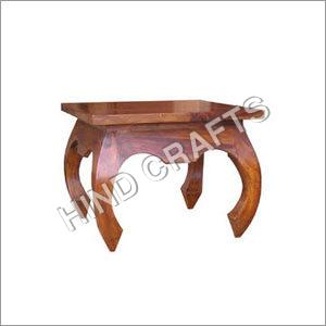 Opium Wooden Table