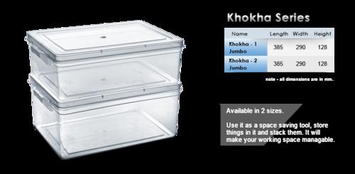 Jumbo Khokha Plastic Boxes