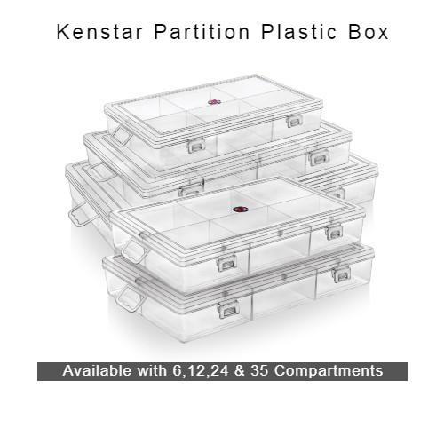 Plastic Box Partition