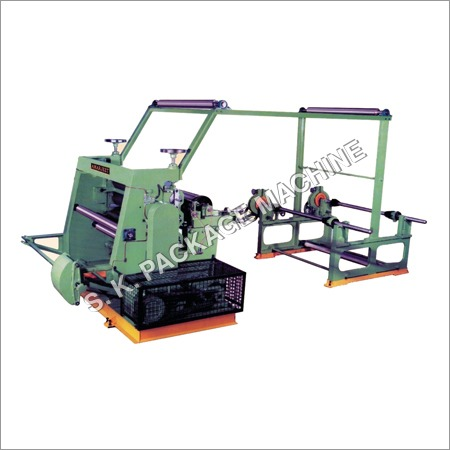 Vertical Type Single Facer Corrugation Machine
