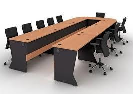 U Shape Conference Table