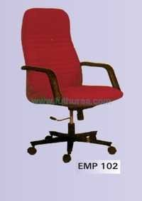 Long Back Revolving Chairs
