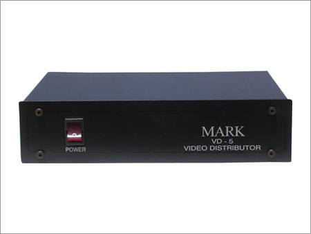 Video Amplifiers System