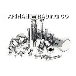 STAINLESS STEEL NUT BOLT & WASHER