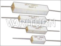 Ceramic Encased Axial Wire Wound Resistors