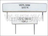 Encased Radial Lead Wire Wound Resistor