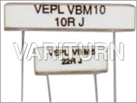 Ceramic Encased Radial Wire Resistors