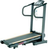 Motion Fitness Gym Treadmill
