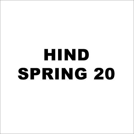 Hind Spring 20